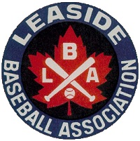 leaside baseball logo
