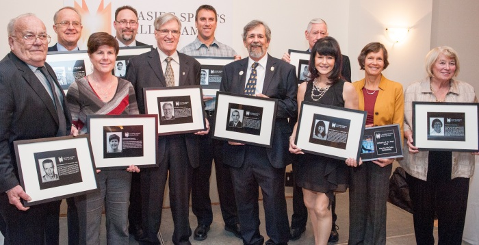 2013 Leaside Sports Hall of Fame Inductees