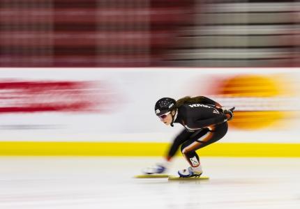 Toronto Speedskating Club Ability Meet 2014