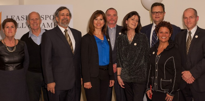 Leaside Sports Hall of Fame Organizing Committee for 2014