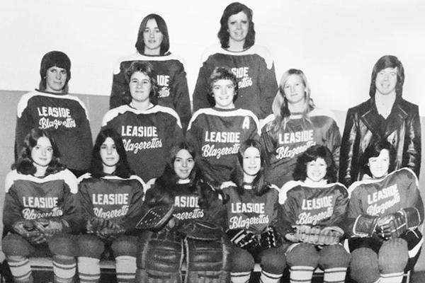 1974-1975 Blazerettes