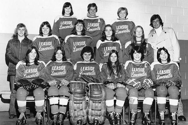 1974-1975 Lancerettes